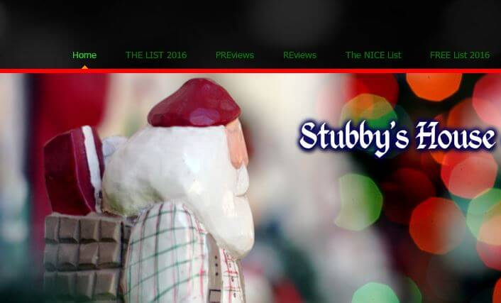 Stubby's House of Christmas